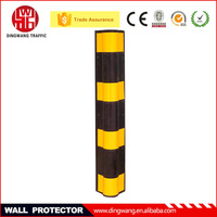 Made in China DINGWANG Popular Reflectie Rubber Edge Protection
