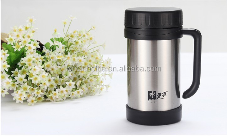 800ml Stainless Steel insulated soup jar, Stainless steel Food container / Soup Flask / Soup pot / traveling pot