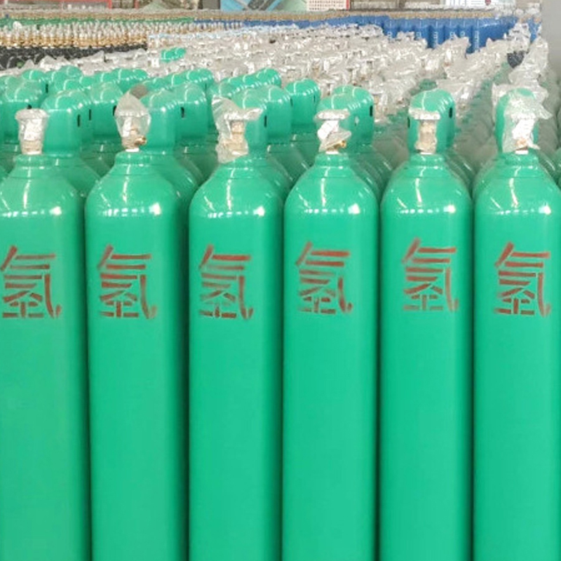 Factory supply competitive price hydrogen gas cylinder