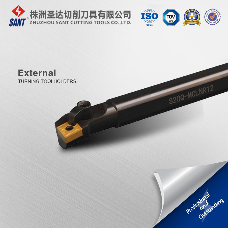 screw on internal turning tools indexable boring bars matching with ISO carbide insert