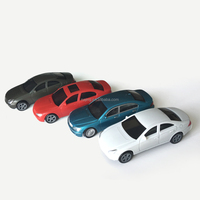 1:50 Plastic Miniature Architectural Scale Model Cars OO Scale Car Models