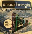 snow boogie delta inflatable tube