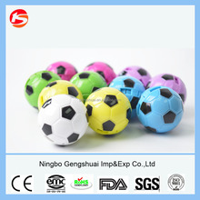 2016 mini football/soccer car air freshener with activated carbon
