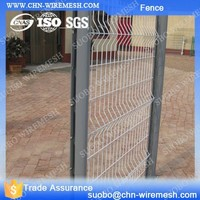Kennel Fence Welded Wire Mesh Fence Suobo Portable Dog Fence