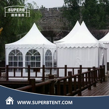 wedding party waterproof tent canopy 20x20