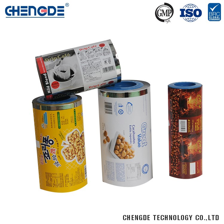 High Quality Reusable China Manufacturer Packaging Film For Peanuts