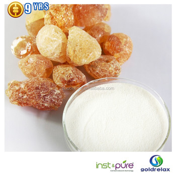 nature gum / arabic gum