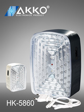 hot sale new style portable led emergency light practical use