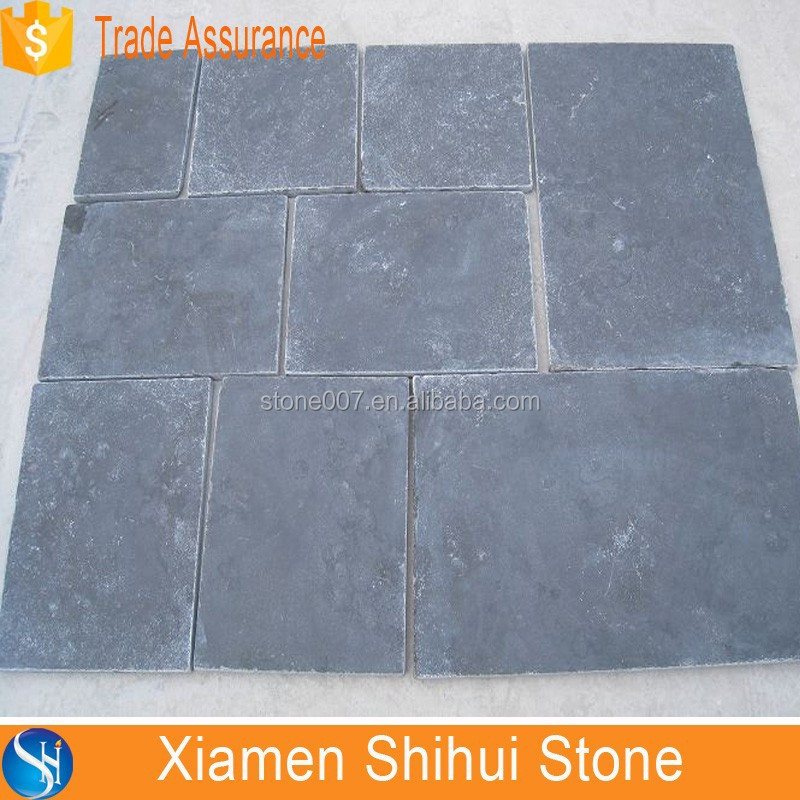 High Quality Outdoor Blue Limestone tiles