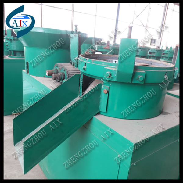 flat film extrusion granulator for organic waste