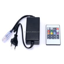 100V To 220V LED Light Dimmer Switch LED RGB Strip IR Controller Christmas Lights Conrol System