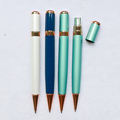 2 In 1 Multi-function Pen With Perfume Spray High Quality Rose Gold Pen Custom Logo Metal Ball Point Pen