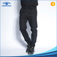 OEM Plus Size 65% Cotton 35% Polyester Winter Running Trousers Men Jogger Pants
