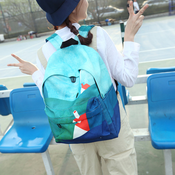 High Quality Custom School Backpack/Laptop Backpack Bag Wholesale