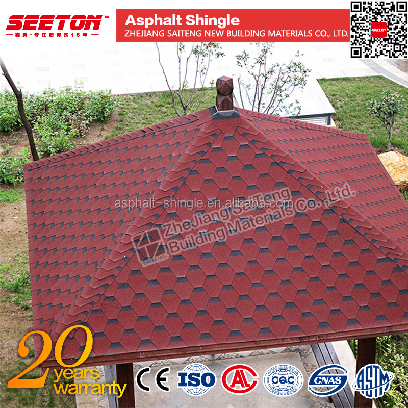 Affordable Mosaic Hexagonal Roof Tiles Price