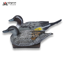 Realistic Foam Inflatable Northern Pintail Duck Decoy for Outdoor Hunting