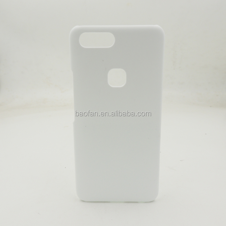 Wholesale Custom 3D blank sublimation mobile cover for VIVO X20