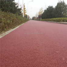 Go Green asphalt color coating