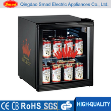 portable refrigerated display cooler energy drink chiller refrigerator