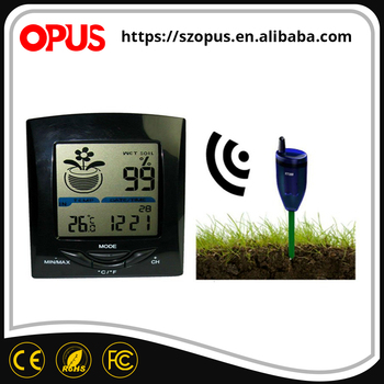 China manufacturer professional soil humidity and temperature controller