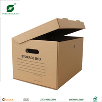 PRINT CORRUGATED PRETTY FILE BOXES FP600947