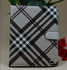 Cell Phone Case Luxury Pattern PU Leather Case for Apple iPad 2/3/4 Stand Folio Cover Case