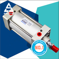 SC Series Double Acting Standard Pneumatic Air Piston Cylinder