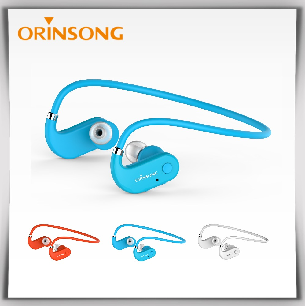 OS-T12 Fashionable wireless V4.1 bluetooth earphone sport bluetooth earphone