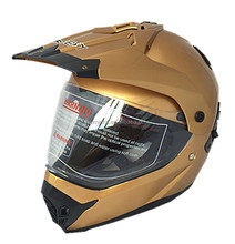 ATV motocross full fact helmet