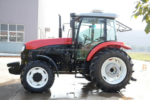 Best quality China cheap price farm tractor 70HP,80HP