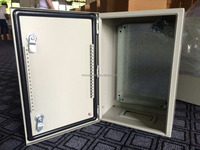 Hot sales good quality and low price IP66 steel enclosure, steel enclosure box, steel wall mount enclosure