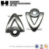 New Design Triangle Ring Shoe Accessories
