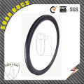 50mm 700c Carbon Clincher rims SoarRocs hot sale 23mm wide U Shape with Basalt breaking surface bicycle rims