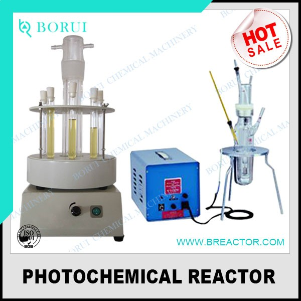 labrotary multi- sample photochemical reactor / photochemical reactor photocatalytic chemical reactor