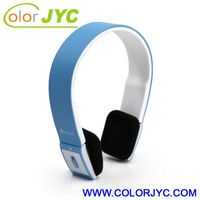 AN241 Best Sell China Factory Handsfree Wireless Multipoint V3.0 Mobile Headphone Stereo Bluetooth Headset with Mic