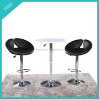 modern high top bar tables and chairs