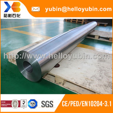 Steel Forging Hollow Shaft Tube with Ultrasonic testing