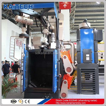 surface cleaning CE Q37 Series Hanger Type steel shot blasting machine