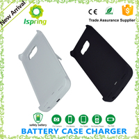 oem china manufacturer ultra thin power bank case for iphone 6, external backup battery