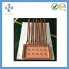 ODM new technology 3d Vapor Chamber heat sink with 8 heat pipe and stacking fin