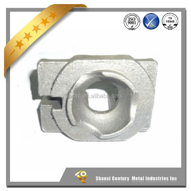 Scaffold Ring Lock Ledger End