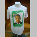 Cheap T shir for elections and promotion with logo