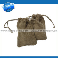 Low Price Fashion koala pouch/ jute bag