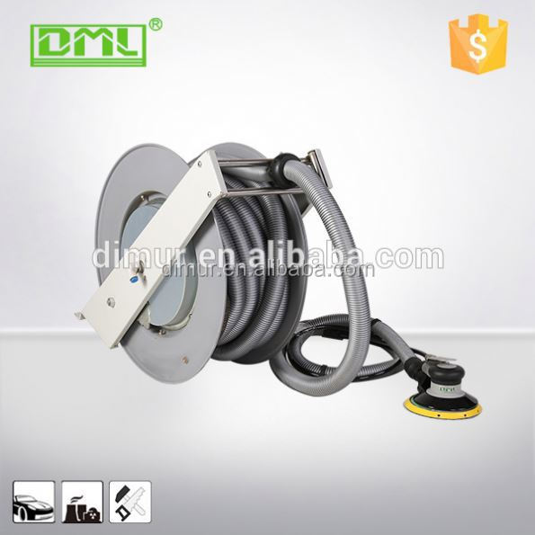 High quality replacement vacuum hose reels for industrial vacuum cleaner robot