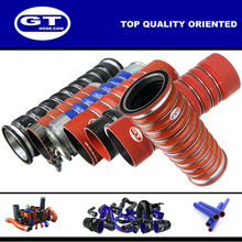 Engines or Motor's Fabric reinforced high temperature silicone hose turbo parts