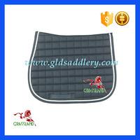 Promotion Price $7.3 T/C Fabric Horse Saddle Pads