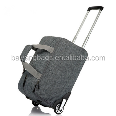 EUROPEAN AND AMERICAN STYLE TROLLEY BAG BUSINESS TRIP LUGGAGE TRAVEL TROLLEY BAG 32L