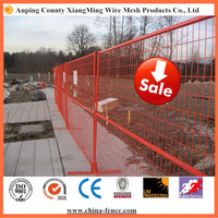 garden/ house/ public popular used temporary fence for keep people safe from dangerous