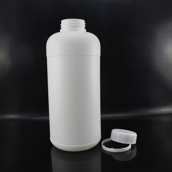 HDPE plastic 1 litre plastic containers for e liquid storage