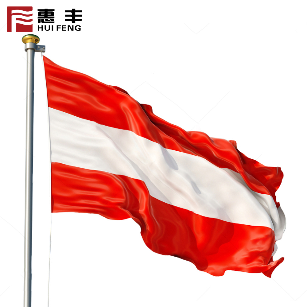 Country Flag Red White National Flag Of  Austria , Austrian Flag